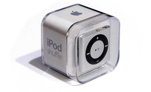 Линейки iPod nano и iPod shuffle больше не будут выпускаться Apple