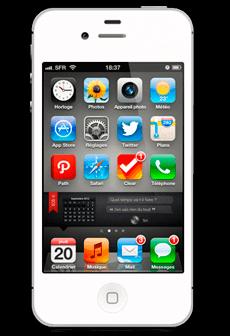 Ремонт iPhone 4s в Праге