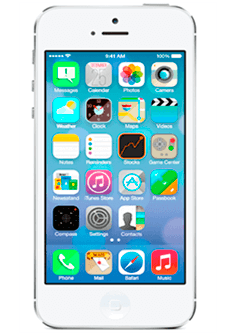 Ремонт iPhone 5 в Праге