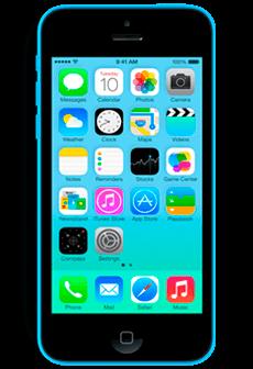 Ремонт iPhone 5c в Праге