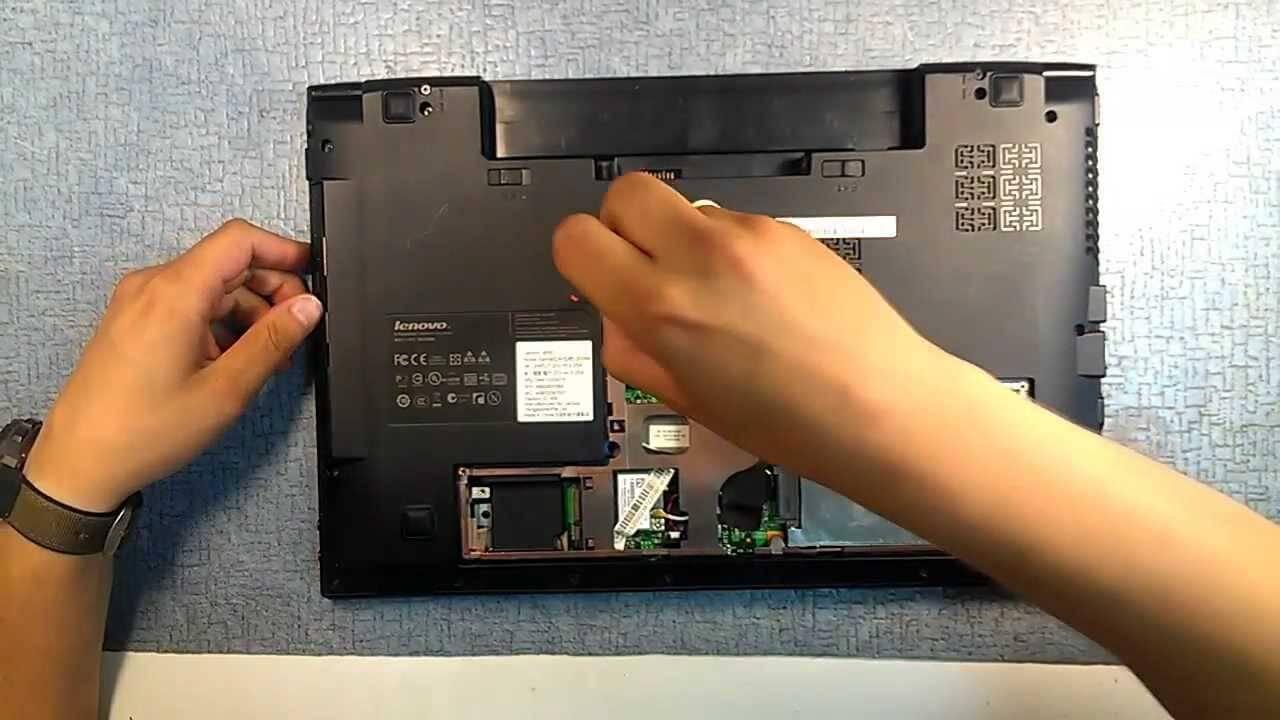 Ремонт ноутбуков Lenovo в Праге