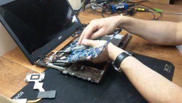 Ремонт ноутбуков Acer в Праге