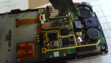 Ремонт и замена динамика телефона в Праге