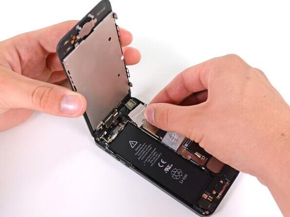 Замена экрана, матрицы, дисплея телефона в Праге