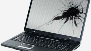 Замена матрицы, экрана, монитора, дисплея ноутбука в Праге