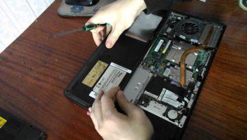 Ремонт ноутбуков Fujitsu в Праге