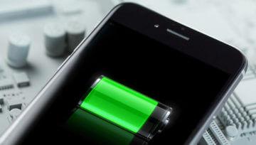 Как изменить настройки айфона, чтобы увеличить вдвое длительность заряда аккумулятора