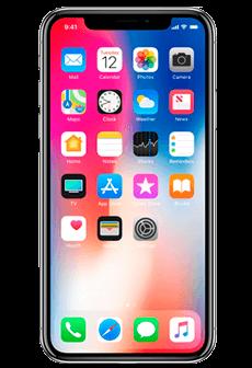 Ремонт iPhone-X в Праге