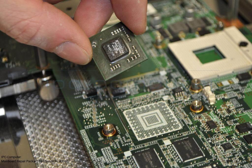Ремонт ноутбуков IBM в Праге