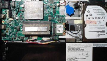 Ремонт ноутбуков iRU в Праге