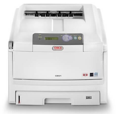 Ремонт принтеров OKI в Праге
