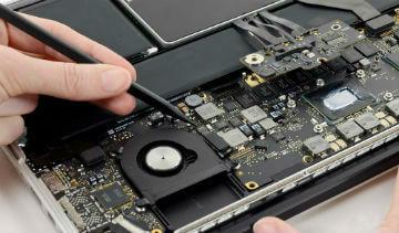 Ремонт ноутбука RoverBook в Праге