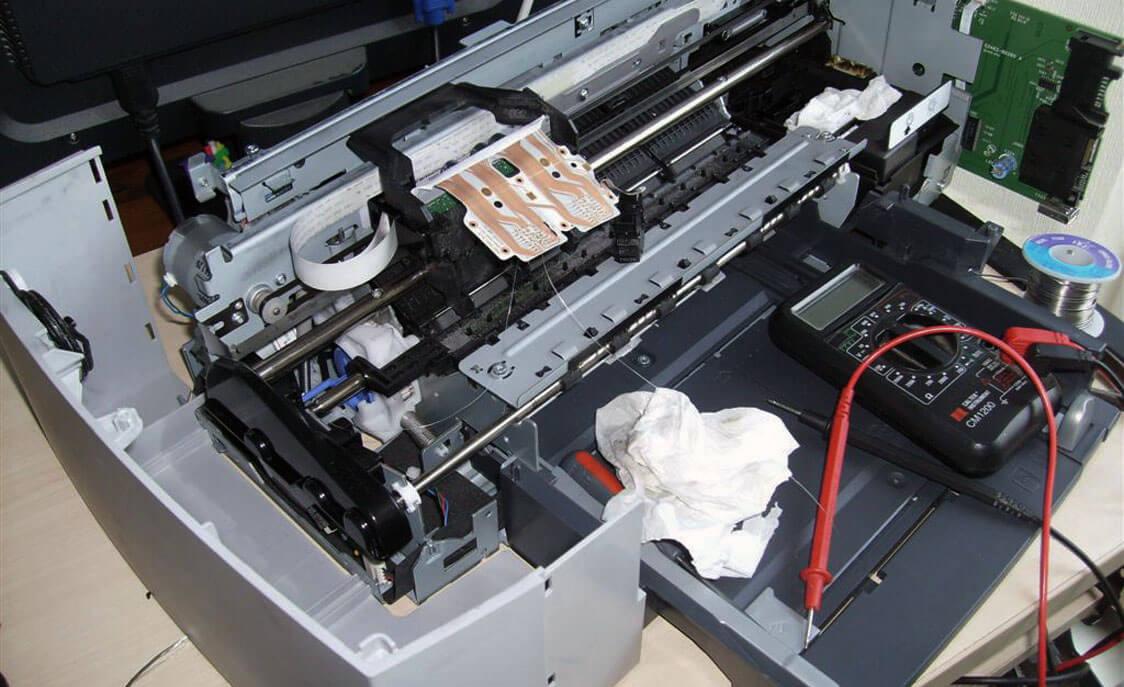 Ремонт оборудования Epson