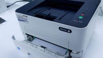 Ремонт офисной техники Xerox в Праге