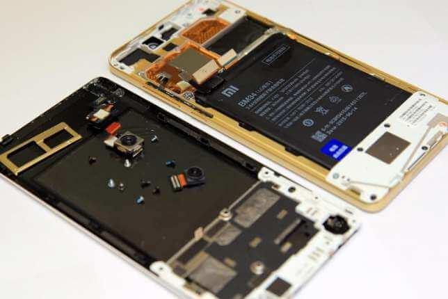 Ремонт телефонов Xiaomi в Праге
