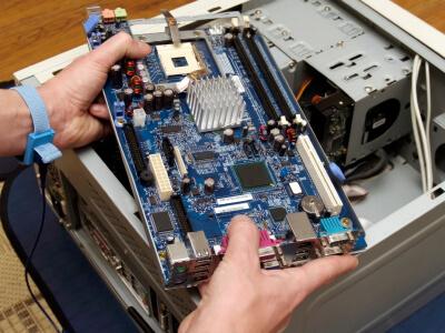 Ремонт компьютеров COMPAQ в Праге