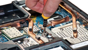 Ремонт компьютеров Fujitsu-Siemens в Праге