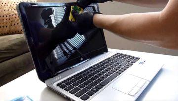 Ремонт ноутбуков HP Envy в Праге