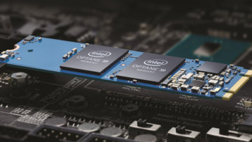 Немного о Intel Optane Memory