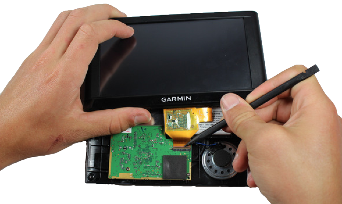 Ремонт техники Garmin
