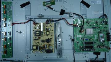 Ремонт устройства SHARP