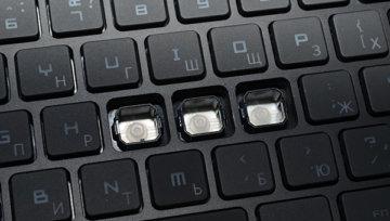 Ремонт и замена клавиатуры ноутбуков в Чехии