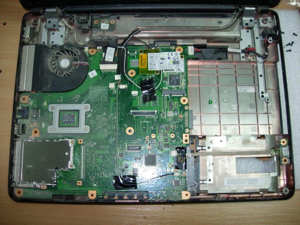Ремонт ноутбуков Toshiba